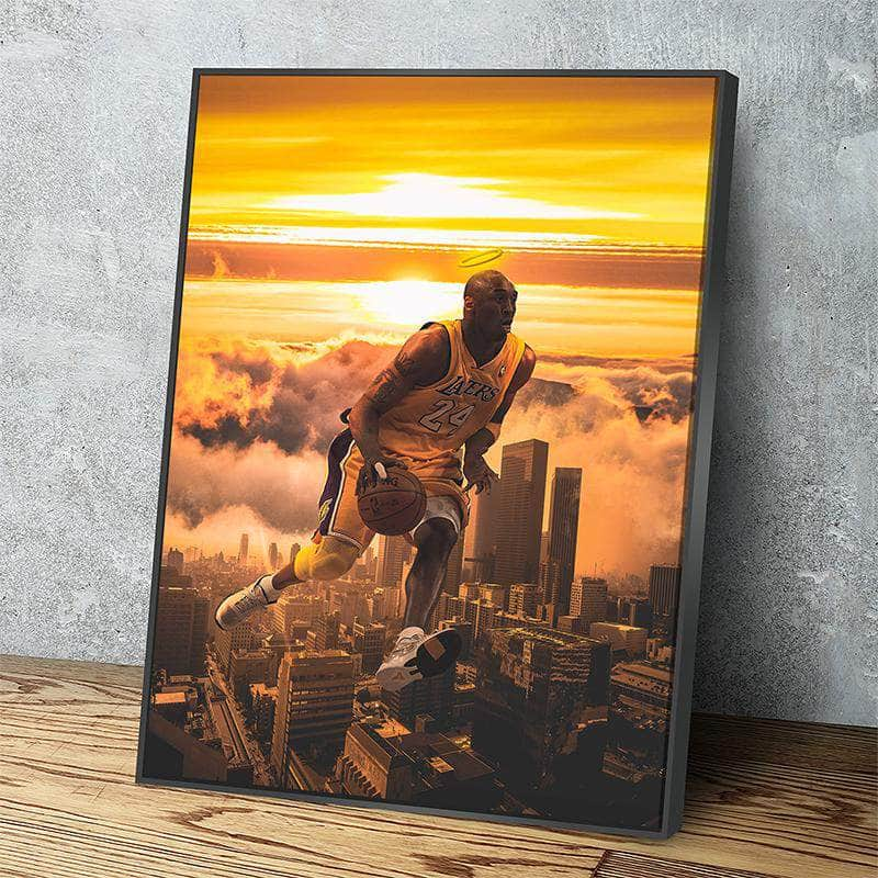 $59.95 (reg $120) Canvas Freaks KING KOBE CANVAS by TANKUSS ART