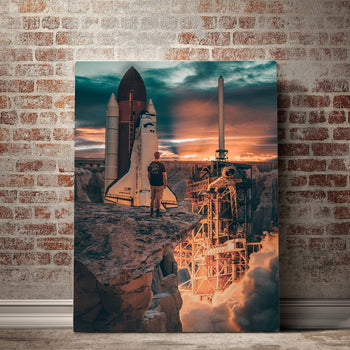 Launch Canvas Set