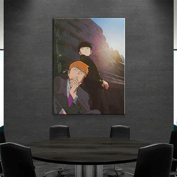 Mob Psycho 100 Canvas Set