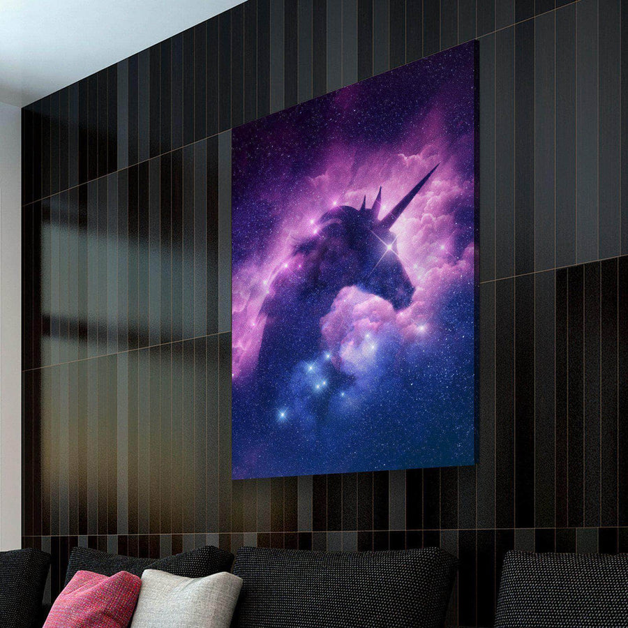 Hidden Constellation Canvas Set