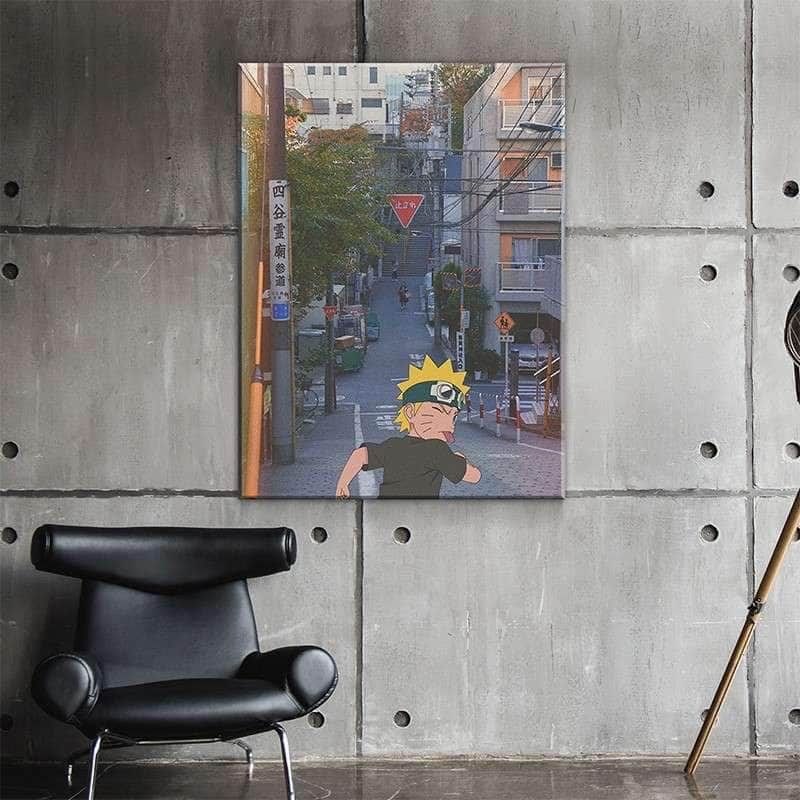 Naruto Canvas Set