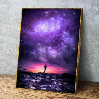 Open Sky Canvas Set
