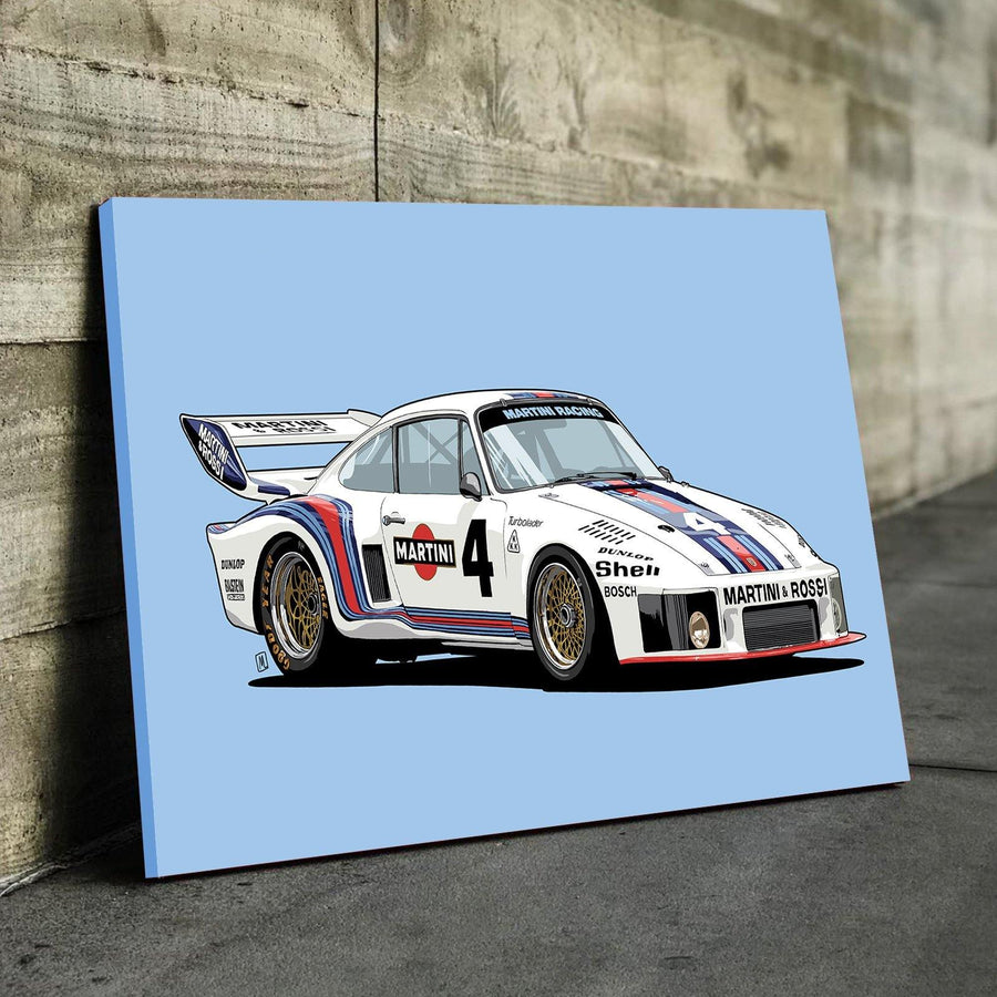Porsche 935 Canvas Set