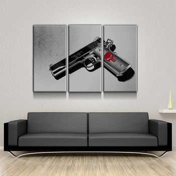 Red Death TRP 1911 Canvas Set