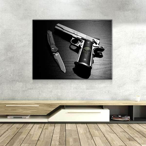Punisher Combo Canvas Set