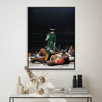 Rock Lee vs Patterson Canvas Set