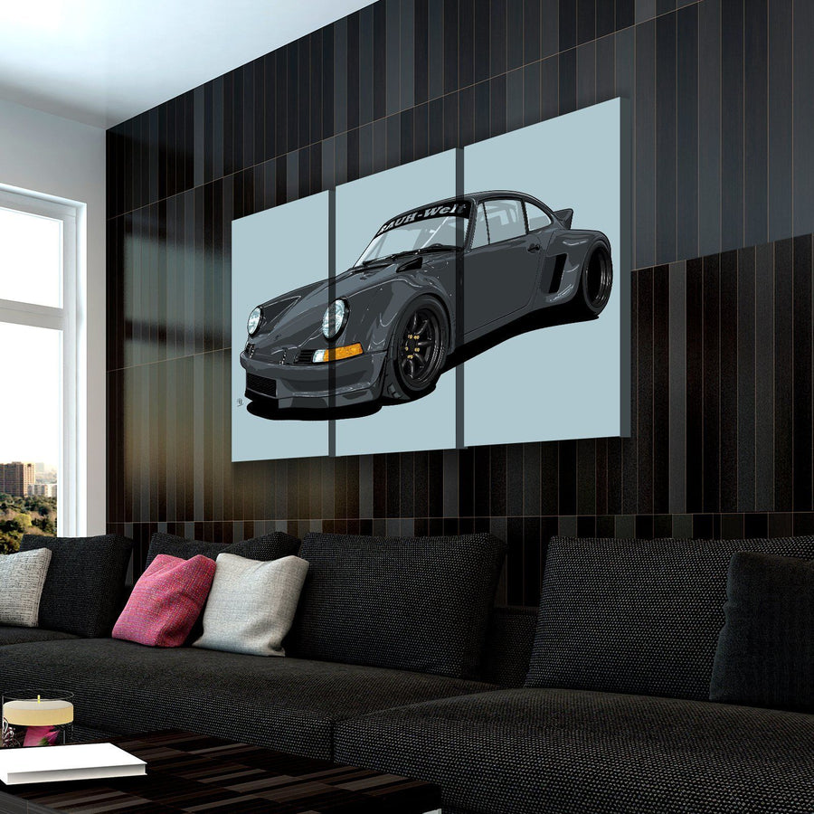 Rauh Welt 964 Canvas Set