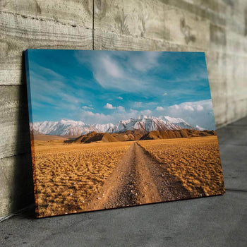 Sandy Walkway Canvas Set