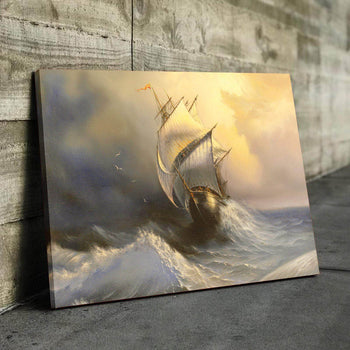 Stormy Squall Canvas Set
