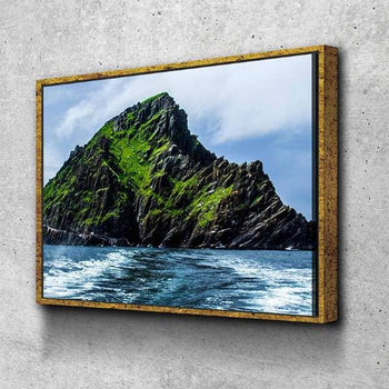 Skellig Island Canvas Set