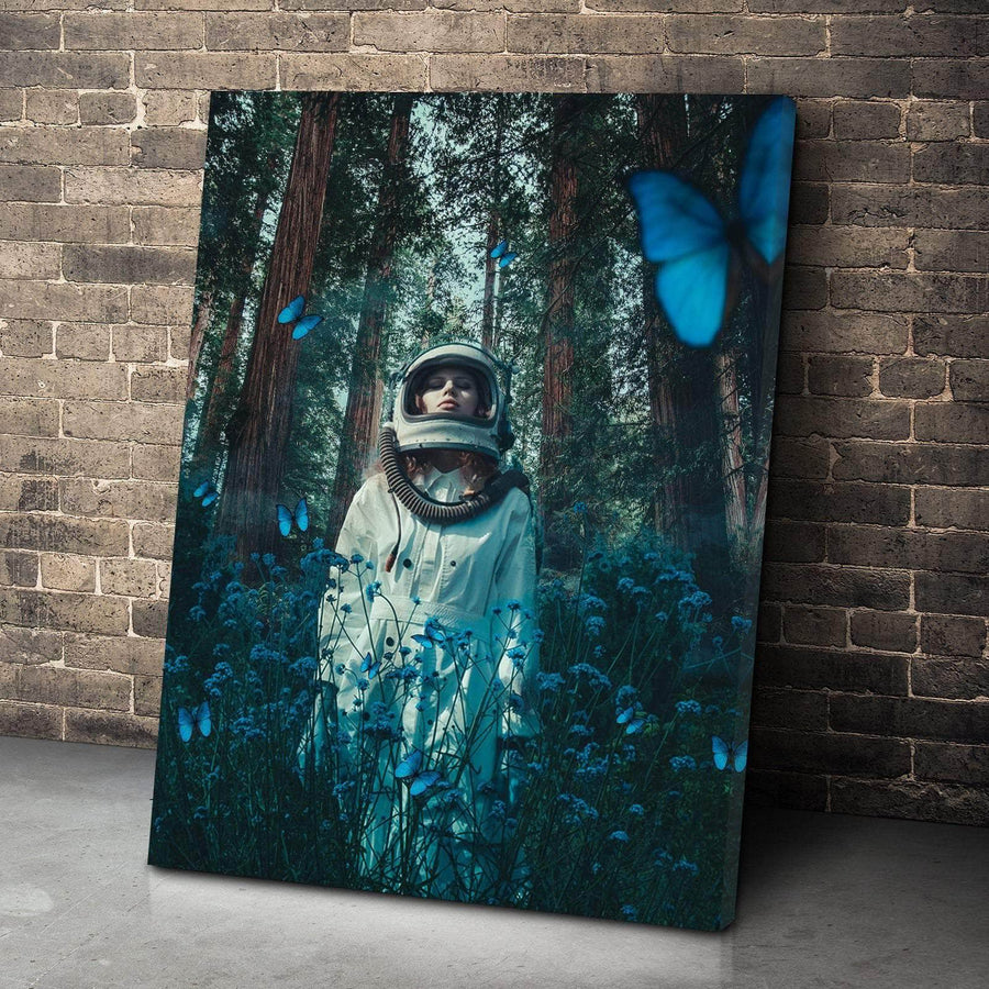 Sleeping Forest Canvas Set