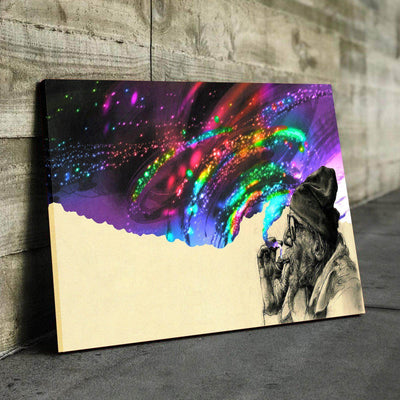 Smoke and Space Canvas Set