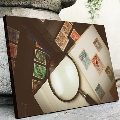 Stamp Exploration Canvas Set