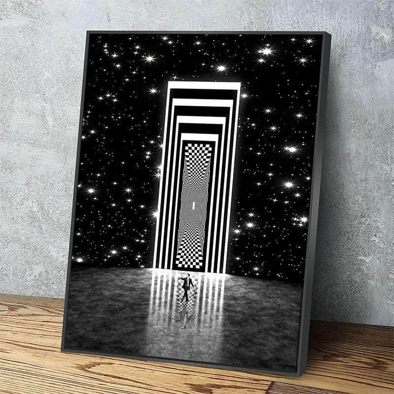Stargate Canvas Set