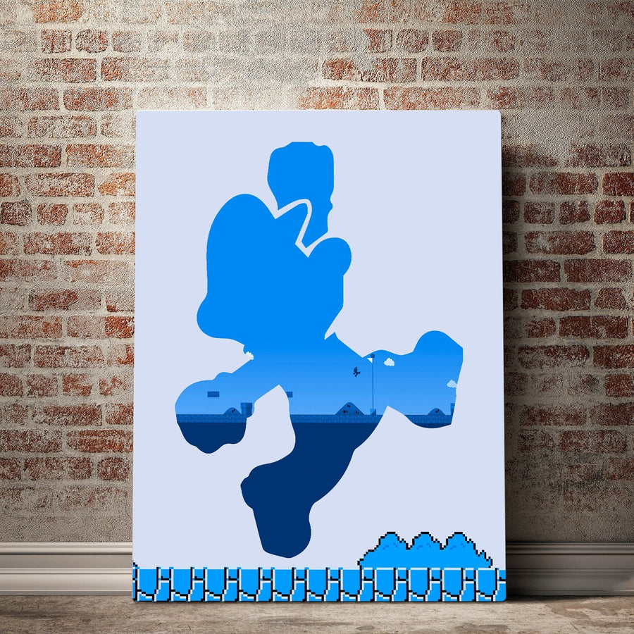 Super Plumber Canvas Set
