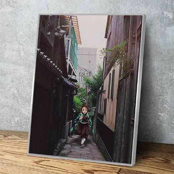 Tanjiro Canvas Set
