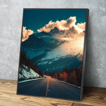 The Road to Discovery Canvas Set