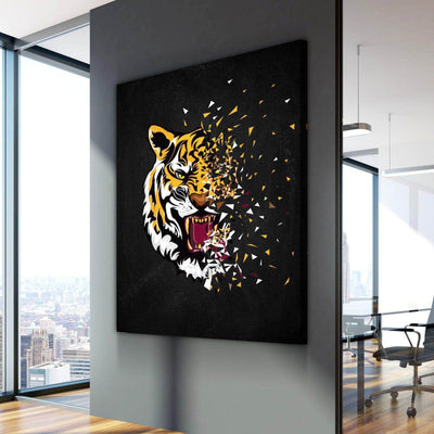 Tiger Dispersal Canvas Set