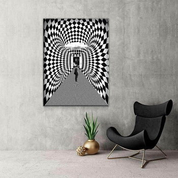 Time Loop Canvas Set