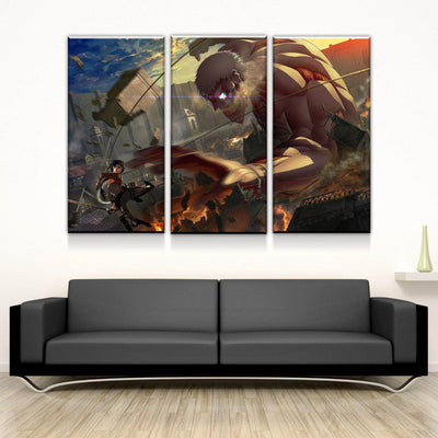 Titan Canvas Set