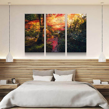 Tree of Tranquility Canvas Set