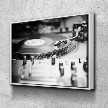 Vinyl Mix Canvas Set