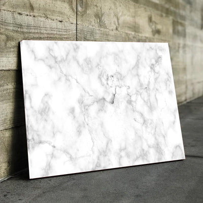 White Marble Canvas Set