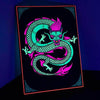 Neon Dragon Lucid Light Wall Art