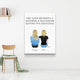 Custom Mother's Day Family Portrait Canvas Set