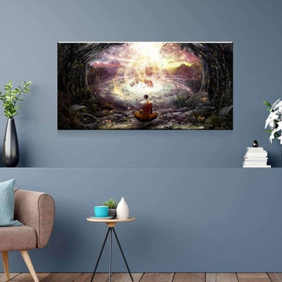 Nature and Time Canvas Set