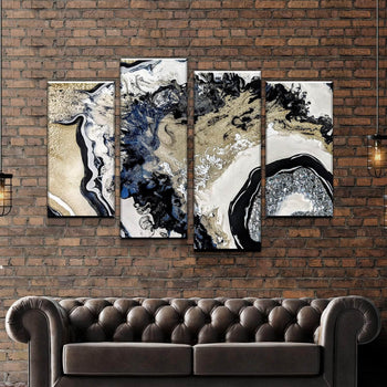 Geode Canvas Set