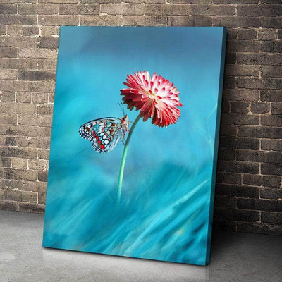 Melodic Butterfly Canvas Set