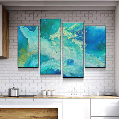 Call of the Ocean Canvas Set