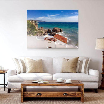 Scenic Seaview Canvas Set
