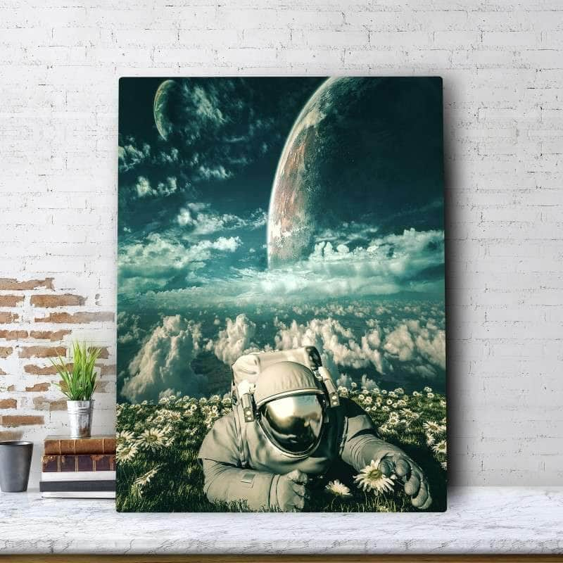Stars and Space Canvas Wall Art - Canvas Freaks