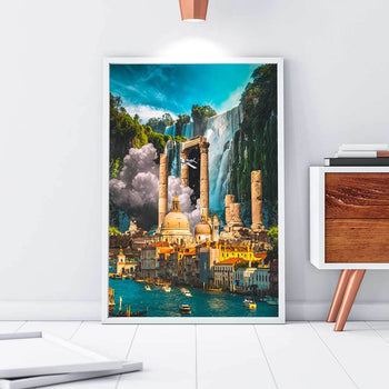 Departure Canvas Set