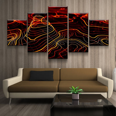 Digital Echo Canvas Set