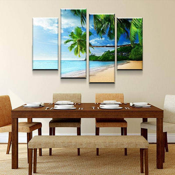 Paradise Canvas Set