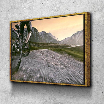 Downhill Mountain Canvas Set
