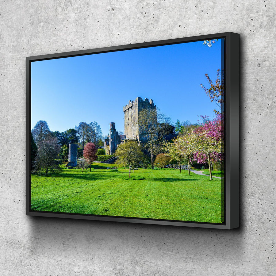 Emerald Isle Castle Canvas Set