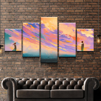 Far Away Canvas Set