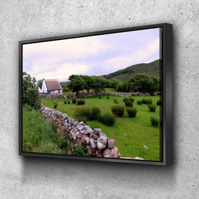 Irish House III Canvas Set