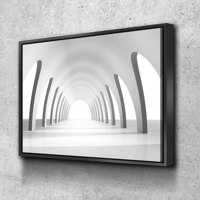 Abstract Hall Canvas Set