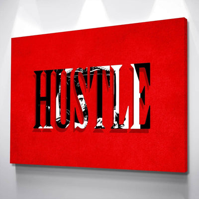 Hustle Like Tony  Canvas Set