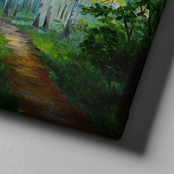 Into The Woods Canvas Set