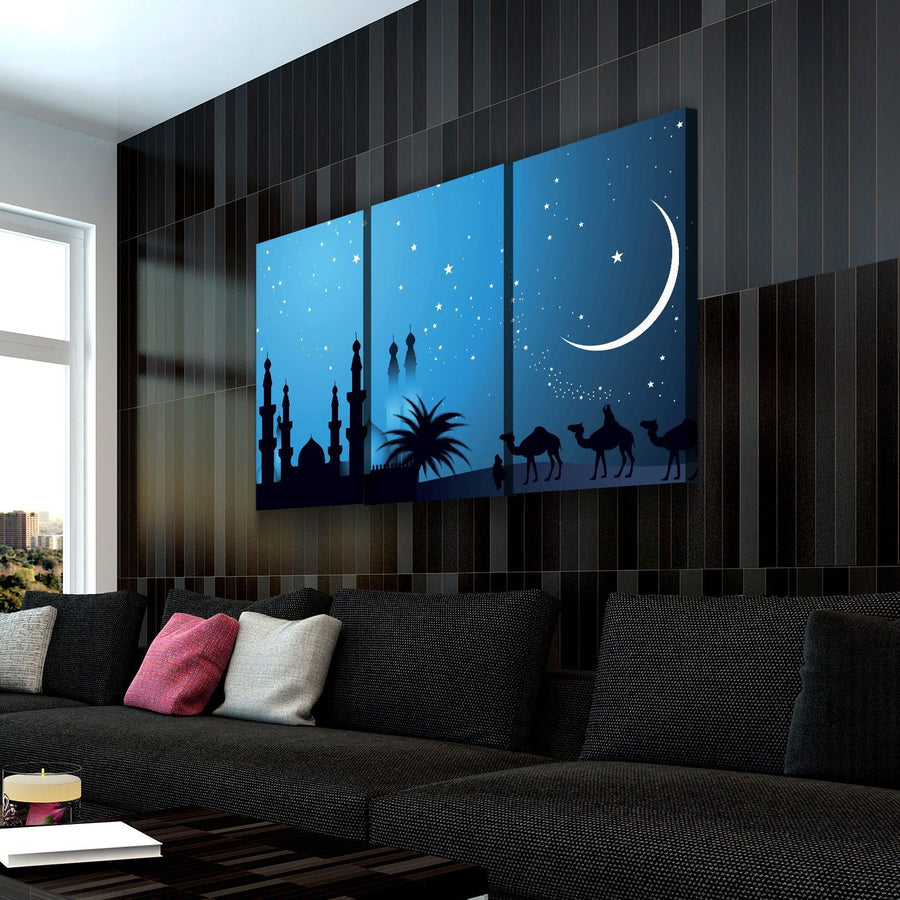 Islamic Celebration Canvas Set
