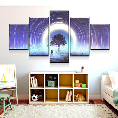 Return from the Stars Canvas Set