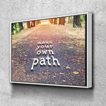 Make Your Own Path Canvas Set