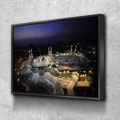 Masjid Al Haram Canvas Set