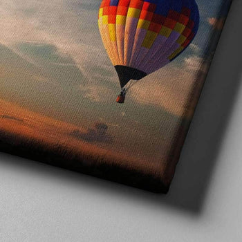 Sailing in The Sky Canvas Set